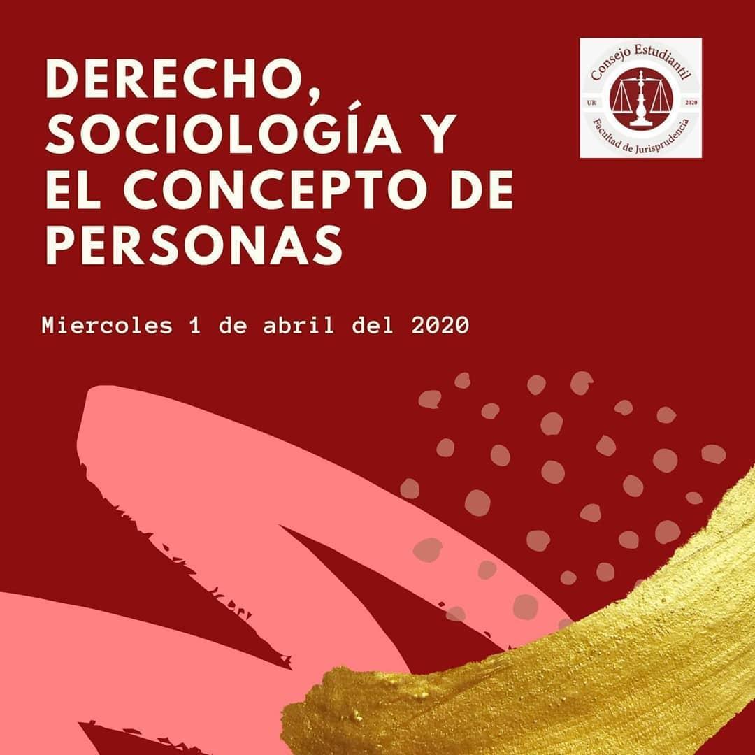 Derecho, Sociología y el concepto de personas
