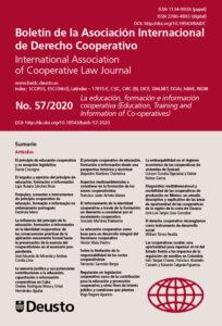 Las cooperativas rurales: una oportunidad para repensar el rol del Estado frente a los impactos de la regulación de semillas en Colombia. Boletín de la Asociación Internacional de Derecho Cooperativo