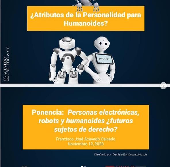 Atributos de la personalidad para Humanoides. Universidad del Caribe